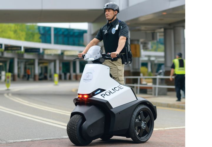 Segway Launches SE-3 Patroller