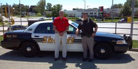 Iowa County Sheriff's Office Converts Cruiser to Autogas for Fuel Savings
