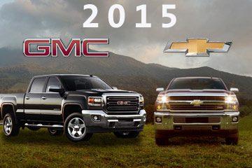 2015 Silverado HD & Sierra HD Pickups Unveiled in Texas