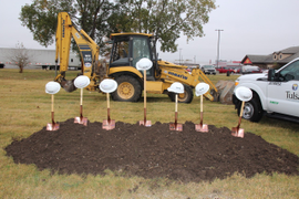 Construction Begins on Okla. CNG Station