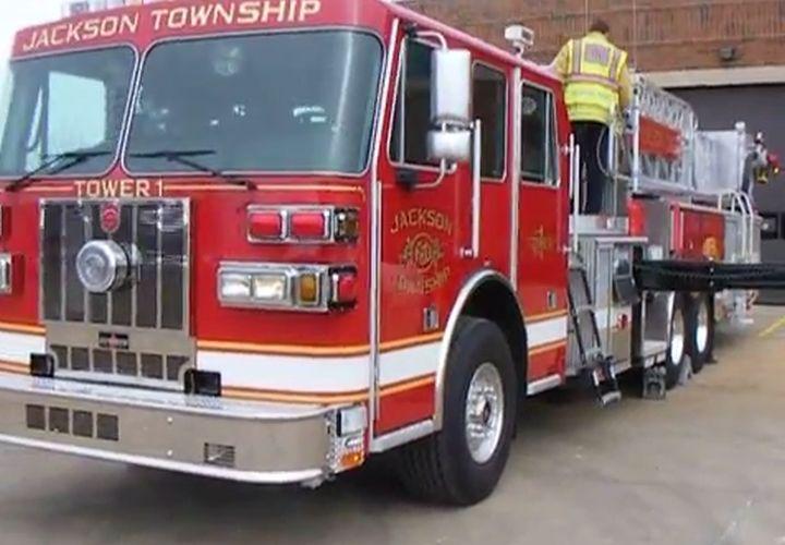 Sutphen Recalls Fire Trucks for Ladder Glitch