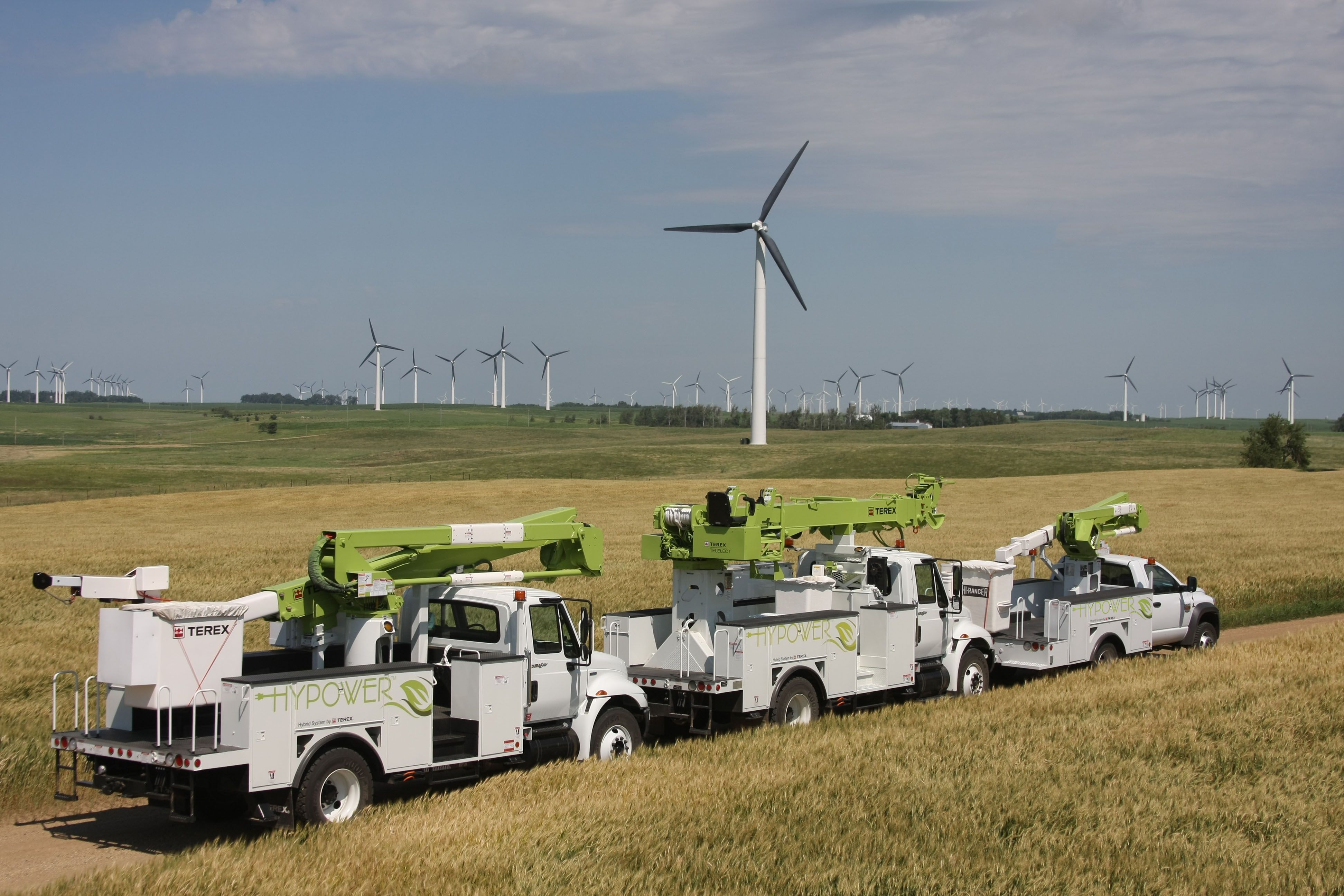 Terex HyPower Hybrid System Receives ARB Approval