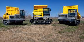 Terramac Crawler Carriers Available on GSA Website