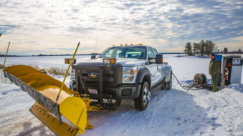 National Park Runs Biodiesel Year-Round