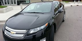 Washtenaw County Sheriff's Office Purchases Volt for Patrol Use