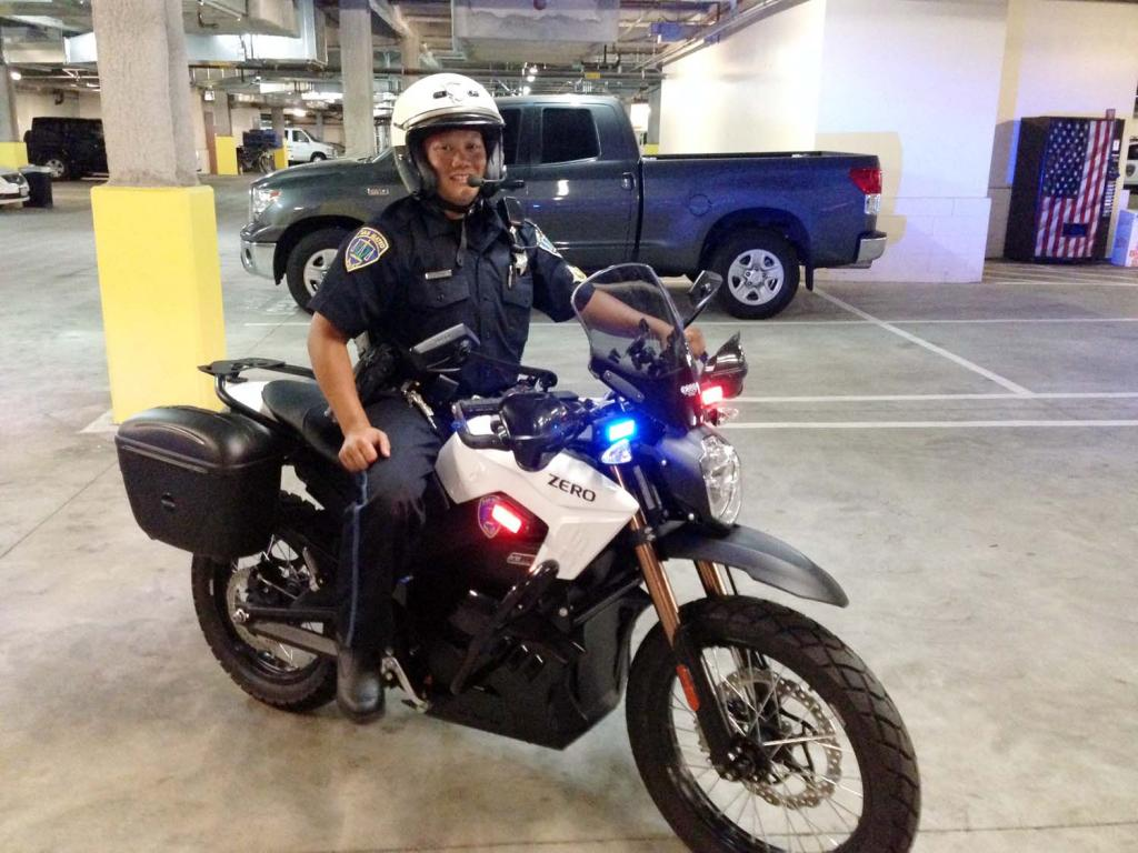 Calif. Agencies Beefing Up Electric Motorcycle Use