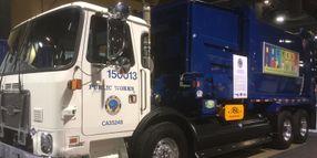 Calif. City Debuts Near-Zero Emission Refuse Truck