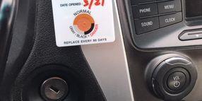 Austin PD Installs Carbon Monoxide Detectors in Vehicles