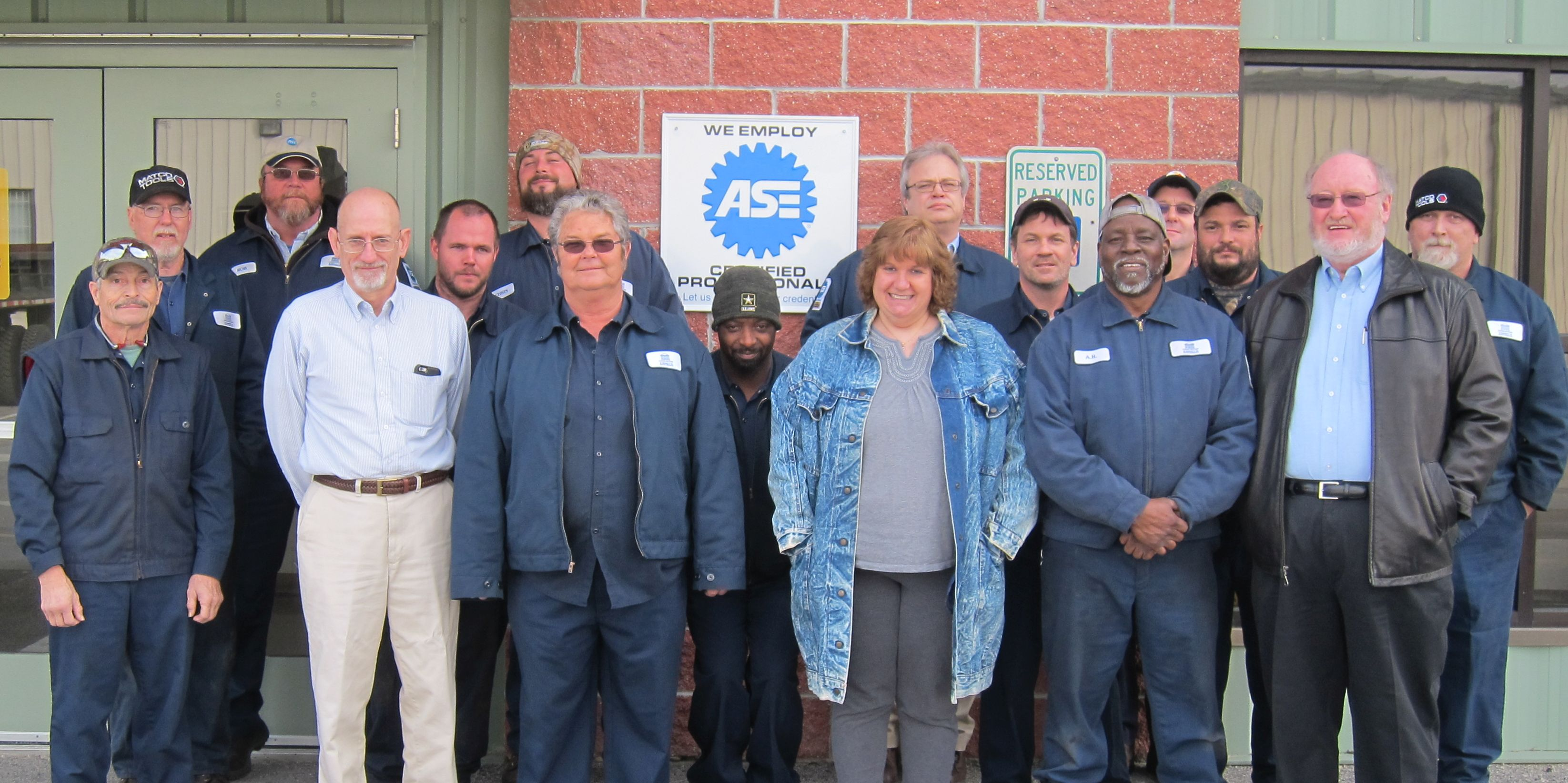 S.C. County Earns CFMO Certification