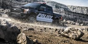 Ford Unveils 2018 F-150 and Expedition Special Service Vehicles