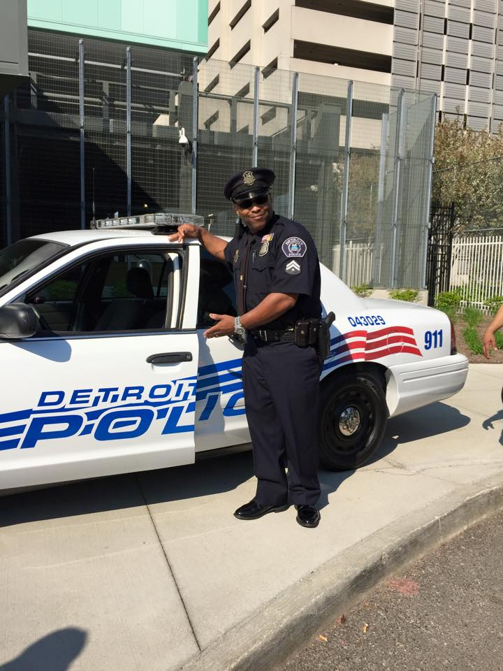 Detroit Police Test Take-Home Vehicles
