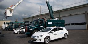 N.Y. Municipality Acquires Largest Municipal Utility EV Fleet in State