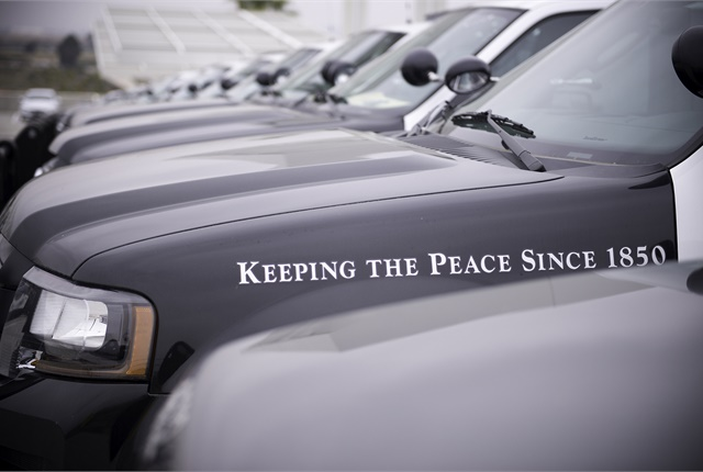 Calif. County Approves $1.3M for Sheriff Vehicles
