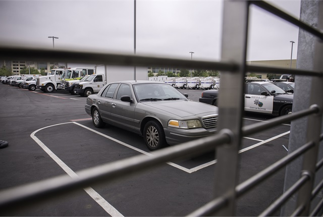 Fleet Vehicle Stolen After Employee Brings It Home