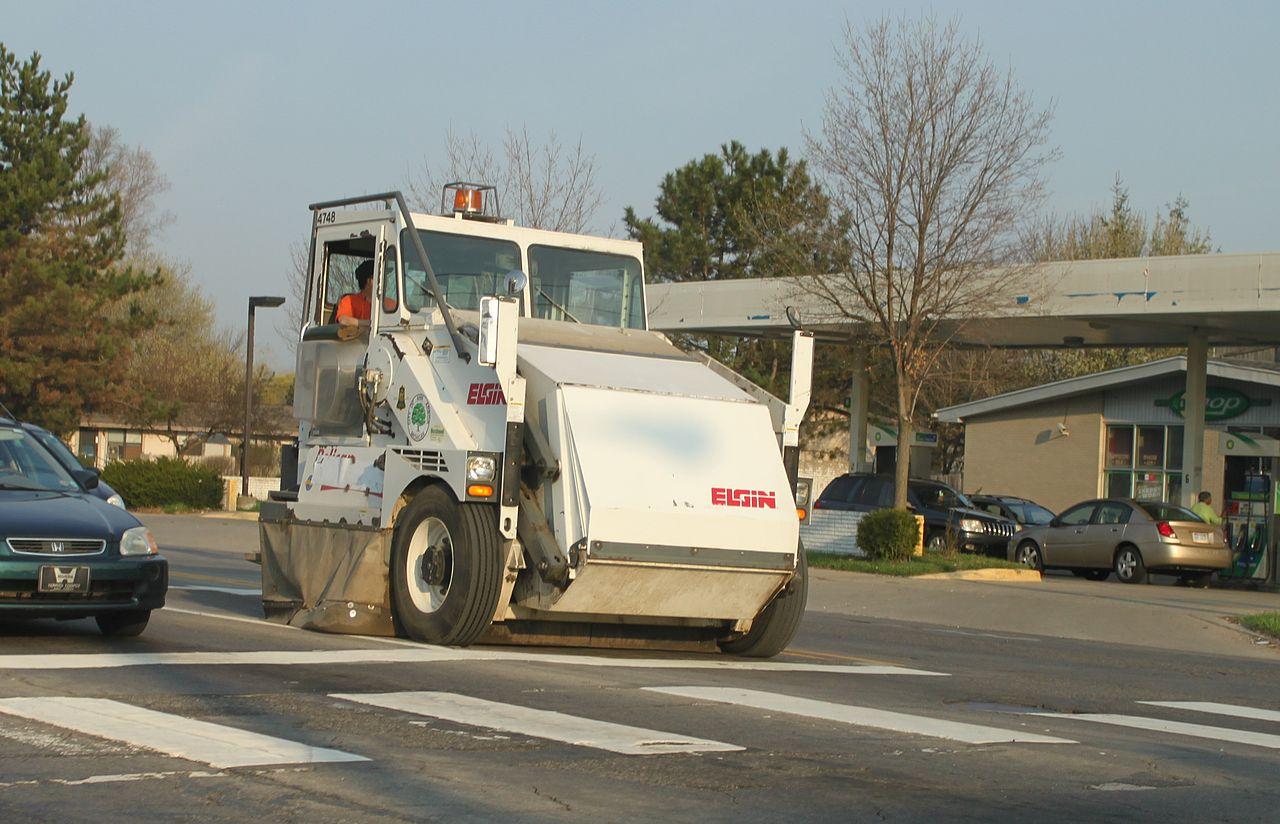 Detroit Relaunches Street Sweeping Program