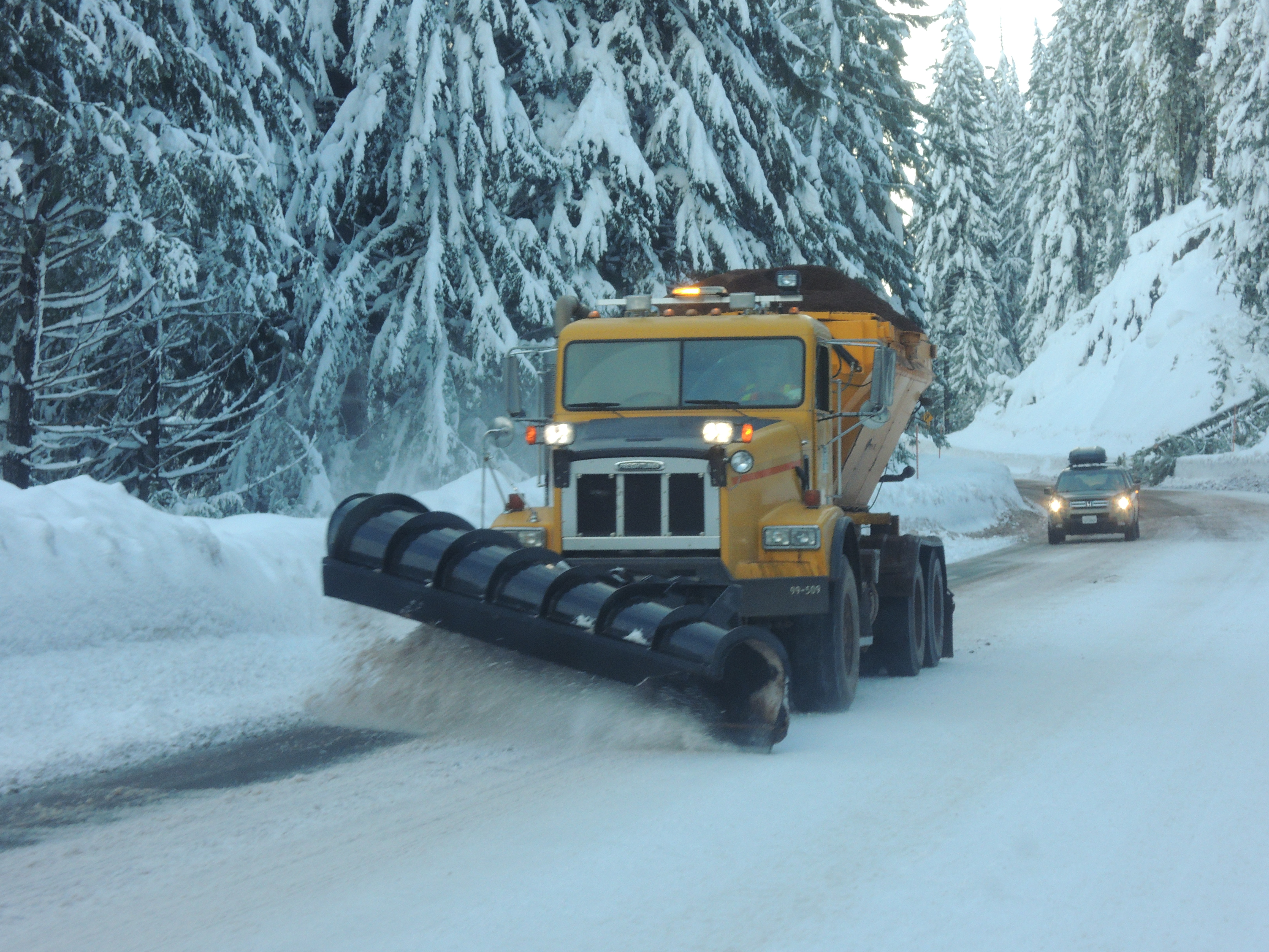 Fleets Prepare for Snow with Vehicle Upgrades