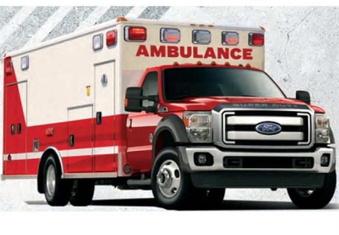 Ford Recalls F-Series Ambulances