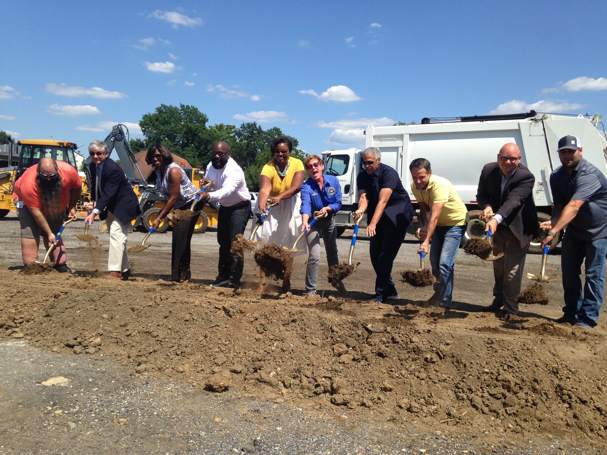 Md. City Breaks Ground on $3M Public Works Facility
