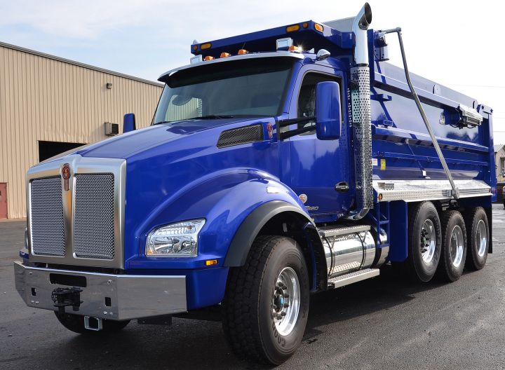 Kenworth Adds Anti-Theft System to T880