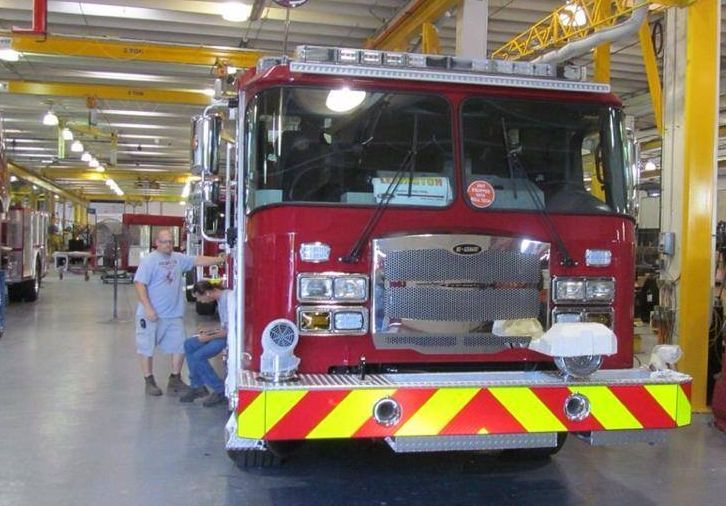 Lexington Fire Dept. Receives $5.3M for Its Emergency Fleet