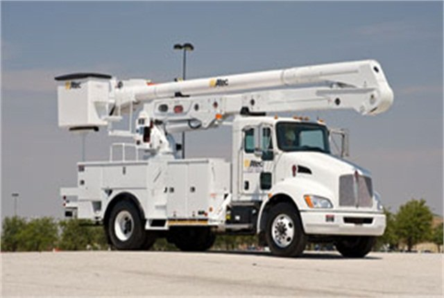 Altec Industries is a leading manufacturer of aerial devices for utility fleets. Photo courtesy of Altec.
