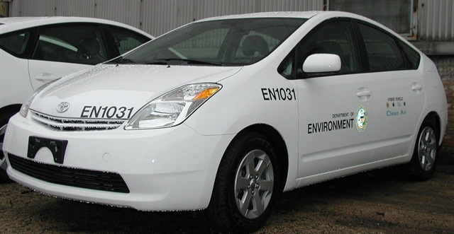 About 1,000 Class 1-3 vehicles fall are included in the City of Chicago's preventive maintenance outsourcing contract.