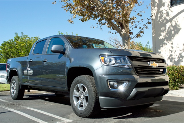Photo of 2015 Chevrolet Colorado by Vince Taroc.