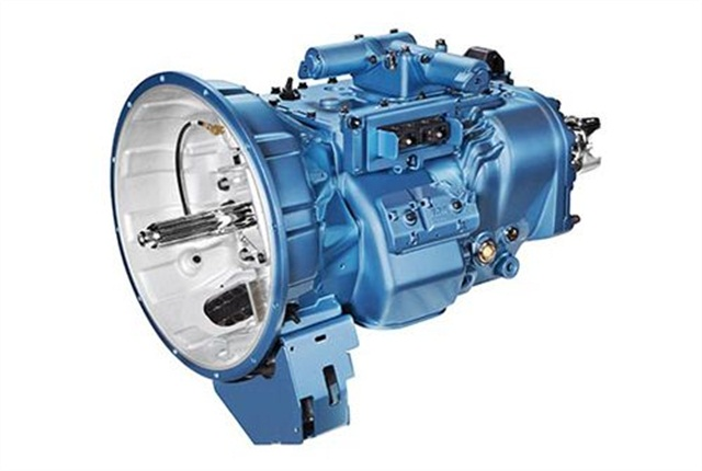 Fuller Advantage automated transmission.  Photo courtesy of Eaton.