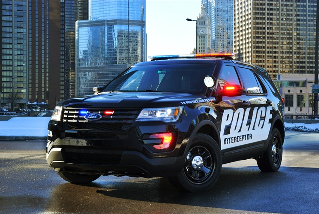 Photo of 2016 P.I. Utility courtesy of Ford.