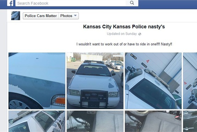 Screenshot via Police Cars Matter/Facebook.