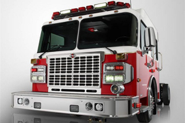 Spartan Recalls 1,700 Fire Trucks