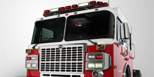 Spartan Recalls Gladiator and MetroStar Fire Trucks