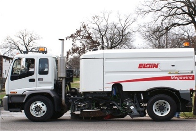 Photo courtesy of Elgin Sweeper Co.