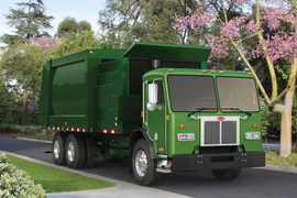 Five Peterbilt Truck Models Recalled for Steering