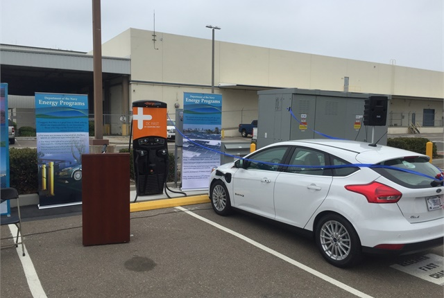 Photo courtesy of ChargePoint