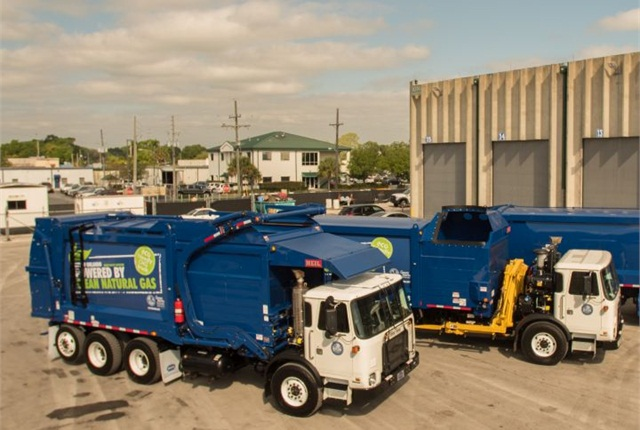 Utility to Build City of Orlando's CNG Fueling Station