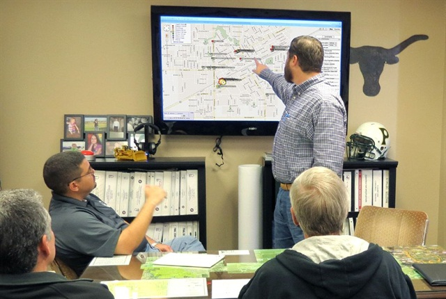 GPS tracking allowed City of Pampa, Texas, to optimize routes and reduce idling. Photo courtesy of GPS Insight.