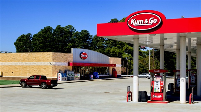 Photo courtesy of Kum & Go.