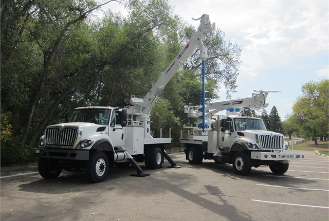 Terex vehicles can now be rented from Utility Fleet Sales & Rental, a national provider based in Texas.