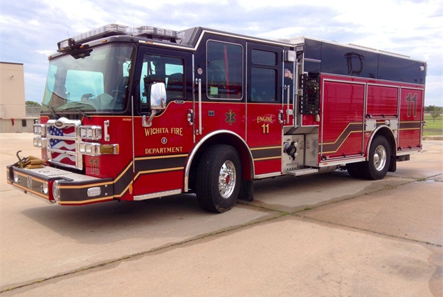 Photo courtesy of City of Wichita