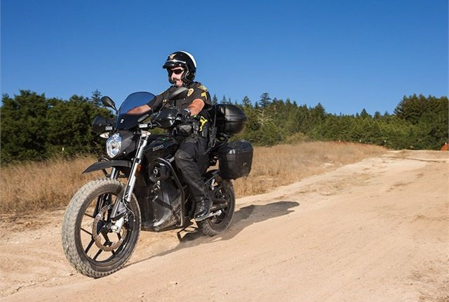 Photo courtesy of Zero Motorcycles