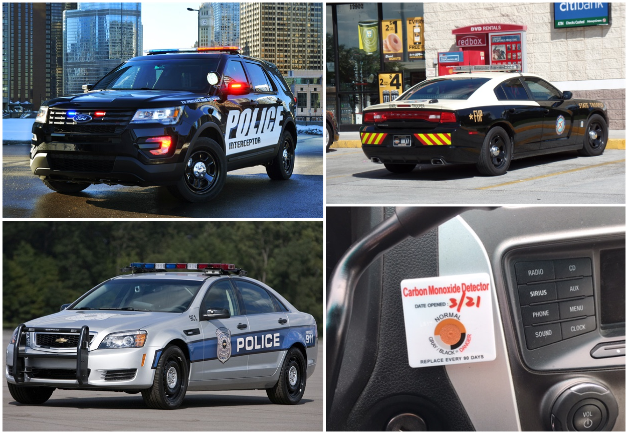 Police News Dominates Government Fleet in 2017