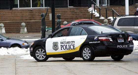 Salt Lake Police Fight Crime And Fuel Costs With Hybrid Cars