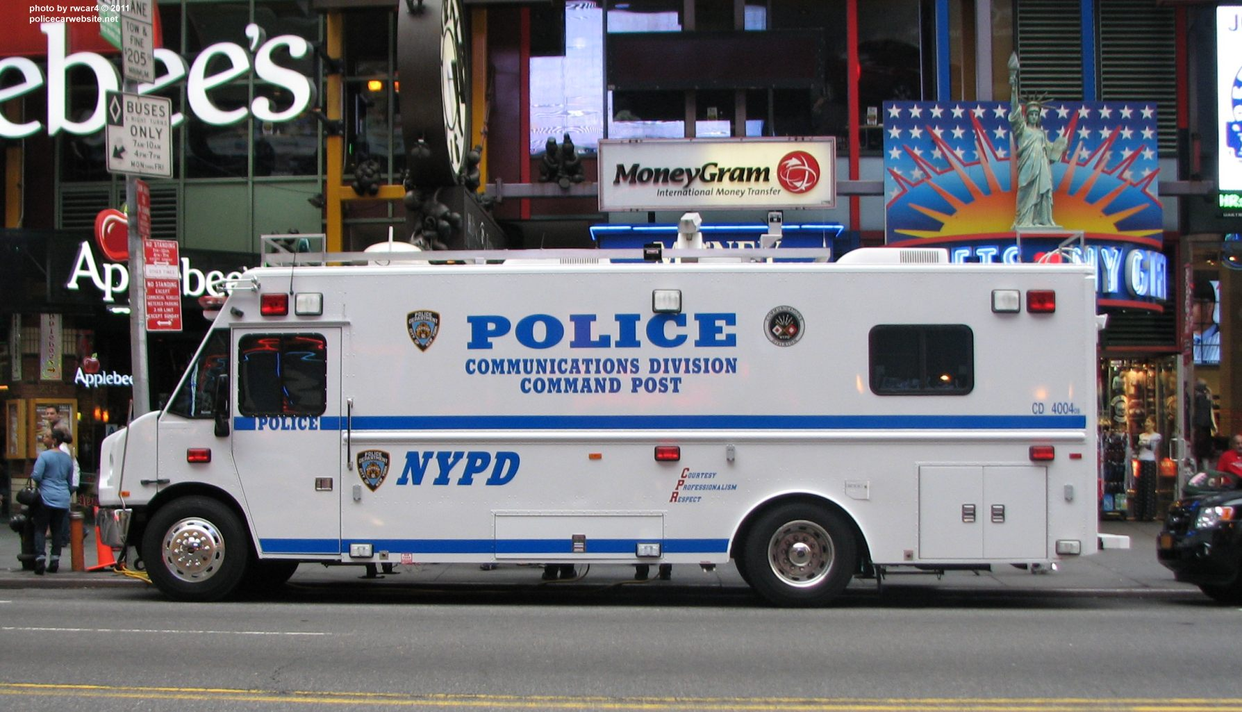 NYPD to Spend $1.3M on Ballistic Protection for Vehicles