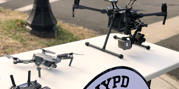 The newunmanned aircraft system (UAS) program consists of 14 drones.
