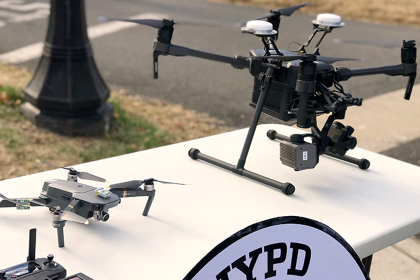 NYPD Launches Drone Program