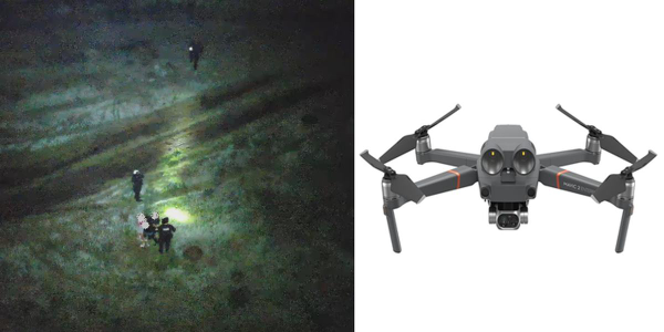 Police Use UAV to Find Missing Calif. Teen