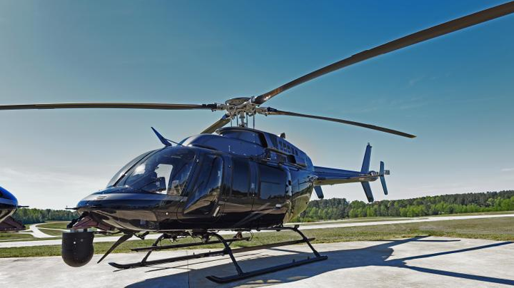 North Carolina State Highway Patrol added two Bell 407 helicopters to its fleet.  - Photo courtesy of North Carolina State Highway Patrol