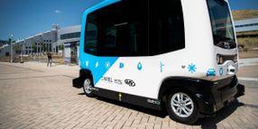 Federal Lab Deploys Autonomous Shuttle