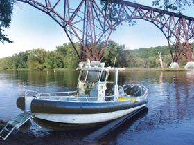 Boat Helps Wisconsin Sheriff with River Patrol